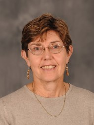 Hesston College Business and Biology faculty member Lorna Harder
