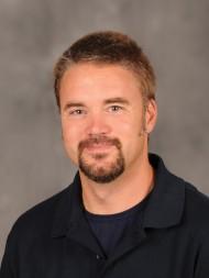 Hesston College Business faculty member David LeVan