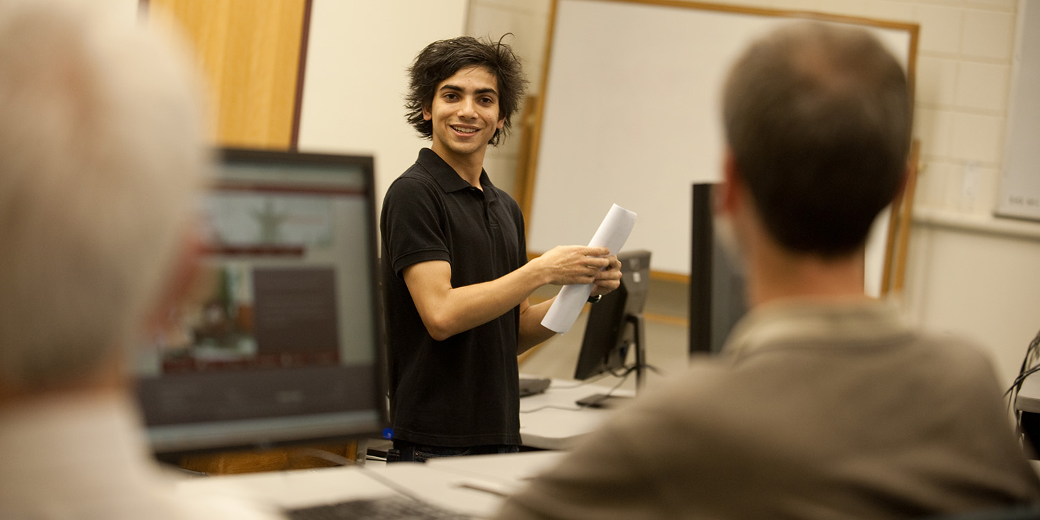 Hesston College Computer Information Technology program