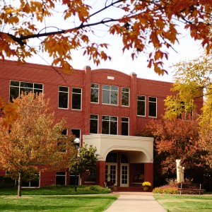 Hesston College Alliman Administration Center