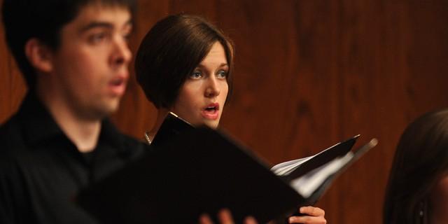 2013-14 Bel Canto Singers