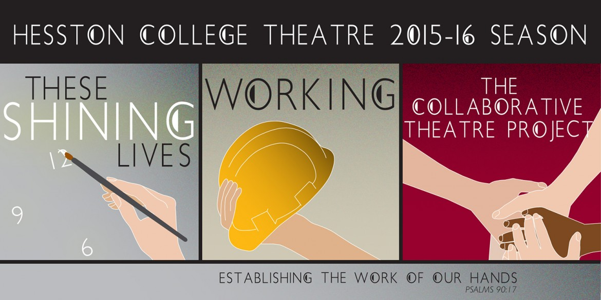 Hesston College 2015-16 Theatre Season