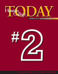 Hesston College Today Summer 2011 cover