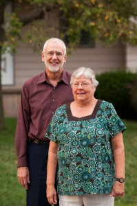 Jim and Phyllis Yoder