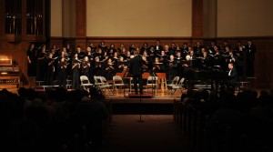 Thanksgiving Masterworks Concert