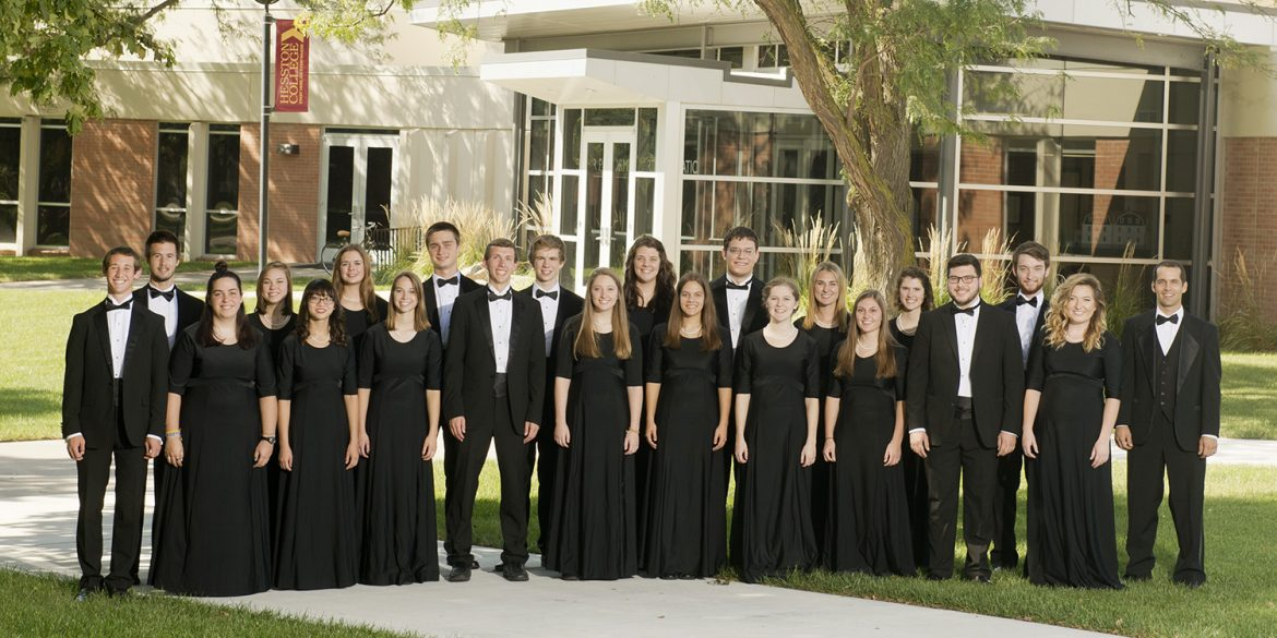 2016-17 Hesston College Bel Canto Singers