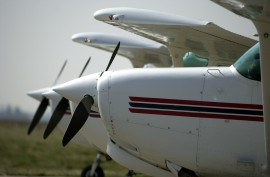 Hesston College Aviation fleet