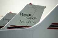 Hesston College Aviation fleet