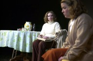 photo from the Hesston College production of Crimes of the Heart