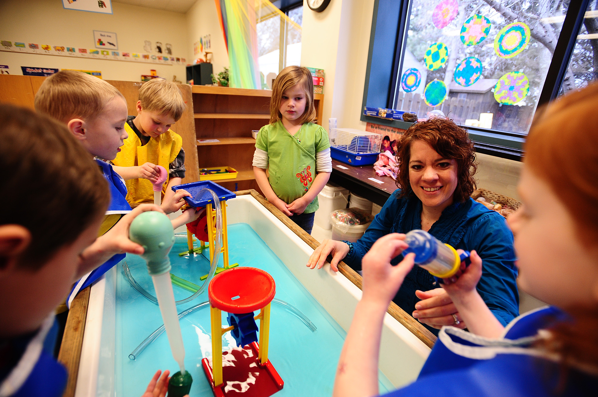 early childhood education Gtcc's early childhood education program offers high quality, engaging  learning experiences that connect students to children and to the profession.