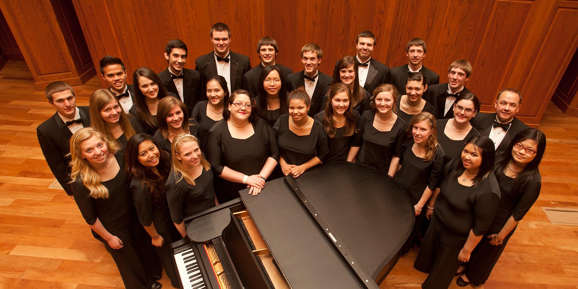 Hesston College Men S Chorus And Women S Chorus