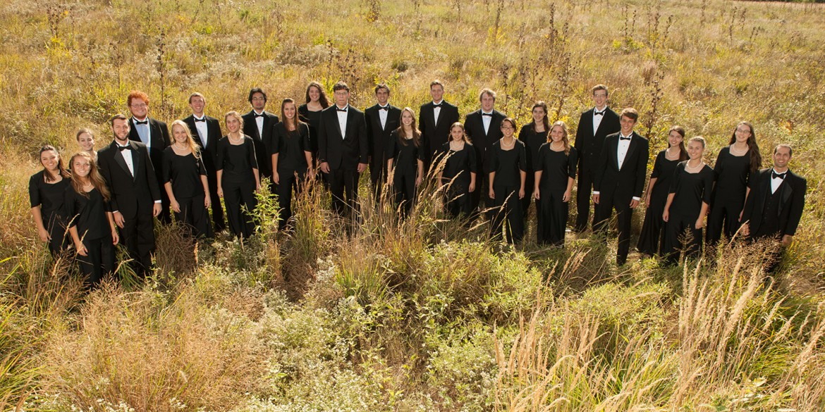 2015-16 Hesston College Bel Canto Singers