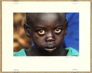 """A Look of Despair, Lira-Palaw IDP Camp, Pader, Uganda"" by Greg Ebersole"
