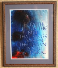 """Faith"" by Gwen Stamm"