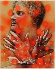 """Healing of St. Sebastian #2"" by Randy Horst"