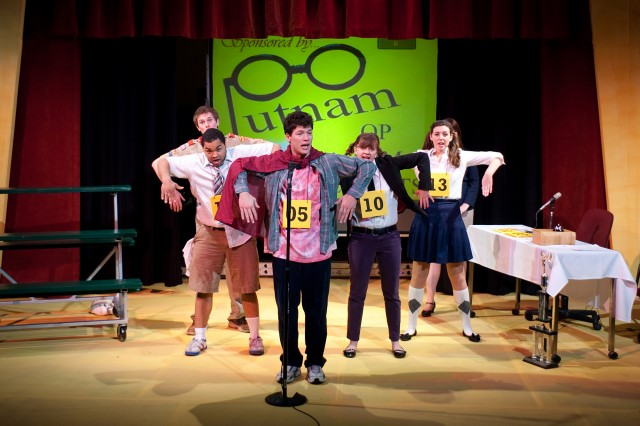 From the spring 2011 production of The 25th Annual Putnam County Spelling Bee