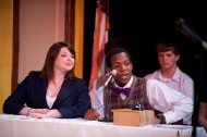 Putnam County Spelling Bee production photo