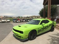 Bondurant Driving School Hellcat