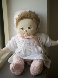 Auction doll