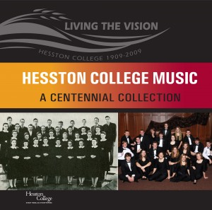 Centennial CD cover