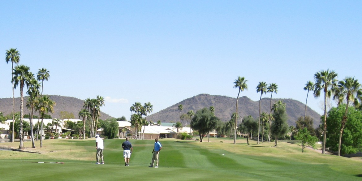 Hesston College National Arizona Golf Benefit