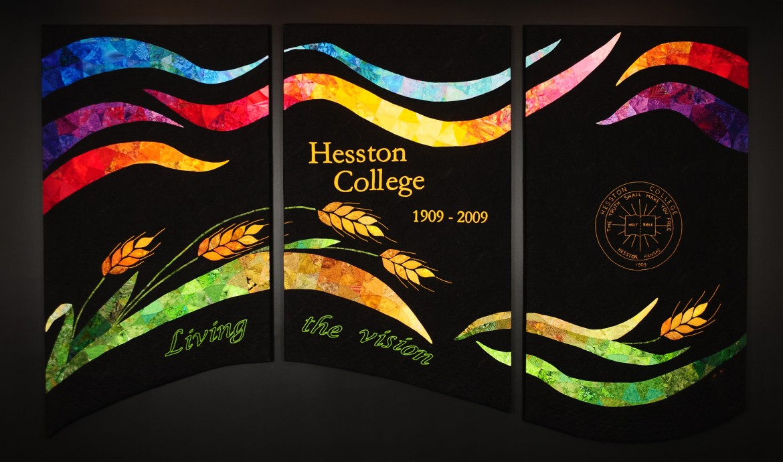 Hesston College's Centennial Quilt