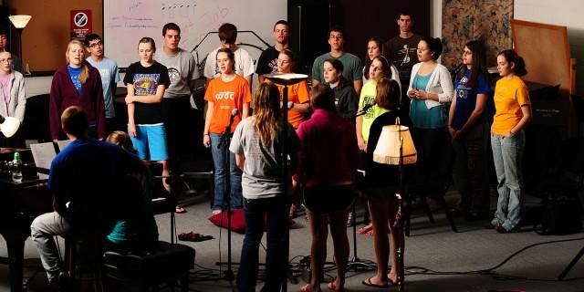 Campus Worship