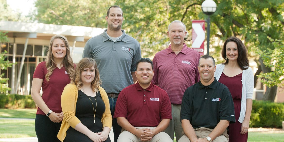 2017-18 Hesston College admissions counselors