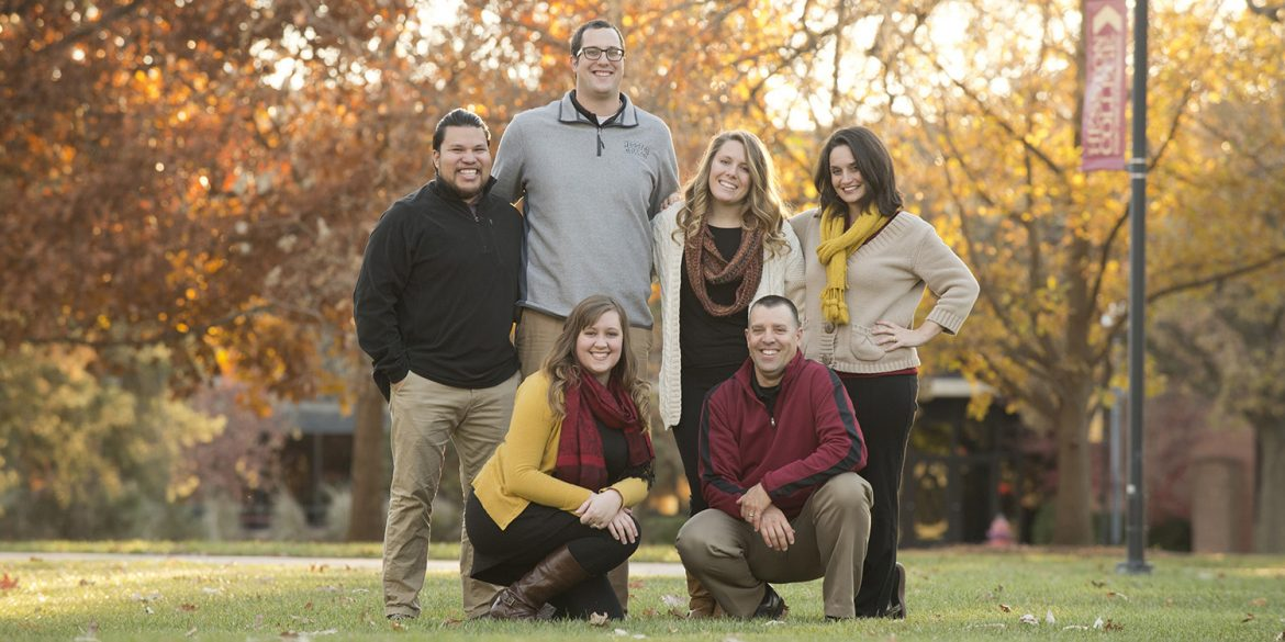 Hesston College admissions counselors