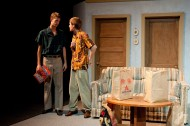 Photo from Hesston College production of The Boys Next Door