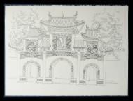 Gateway in Ink 16 by Joe Shetler