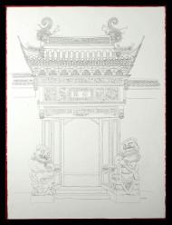 Gateway in Ink 1 by Joe Shetler