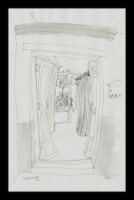 Gateway in Ink 2 by Joe Shetler