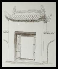 Gateway in Ink 8 by Joe Shetler