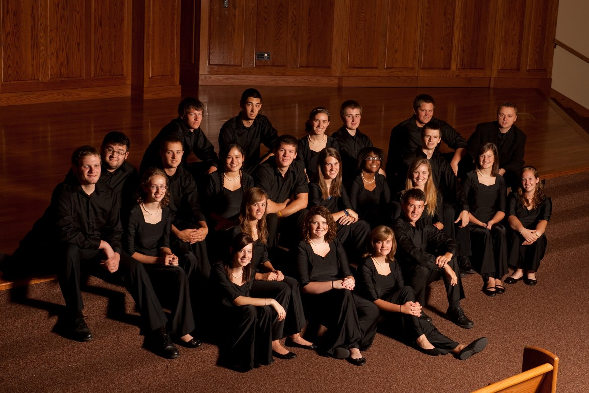 Hesston College Bel Canto Singers 2011-12