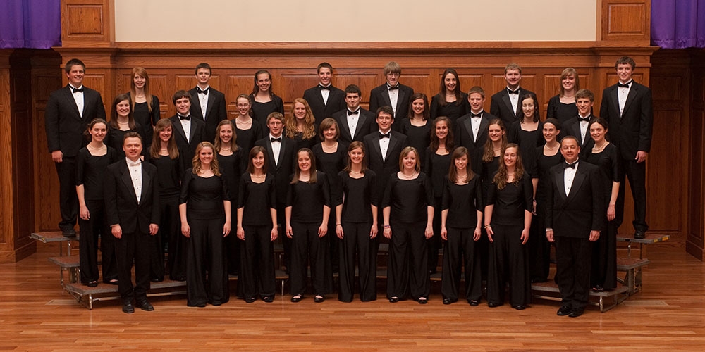 The 2012 Hesston College European Chorale will tour and perform in five European countries May 8 to 29.