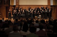 The European Chorale presents a bon voyage concert.