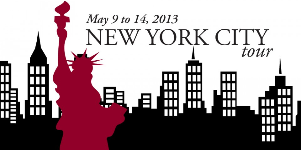 Hesston College Alumni trip to New York City
