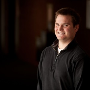 Dmitry Bucklin, a 2010 Hesston College graduate, enjoyed a simple and seamless transfer process to Mennonite Church USA sister school Bethel College.