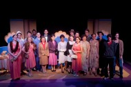 Photo from Hesston College production of She Loves Me