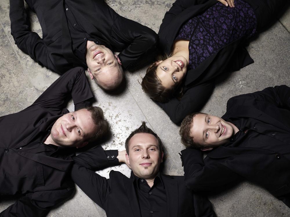 Award-winning German a cappella group to close out HBPA season