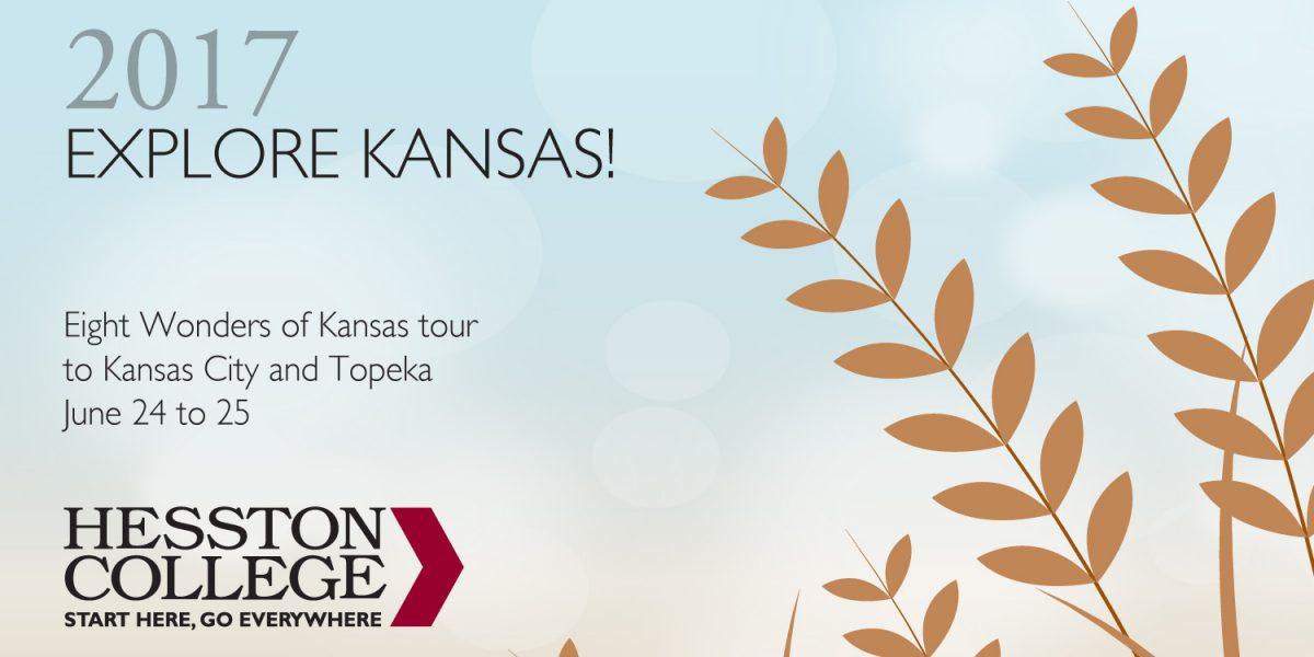 Explore Kansas 2017 - June 24 and 25