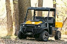 Excel MDV utility vehicle