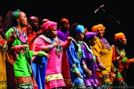 The Grammy-award winning Soweto Gospel Choir is part of the lineup for the 2013-14 Hesston-Bethel Performing Arts season beginning Nov. 21. The season offers a varied lineup with a little something for all tastes.