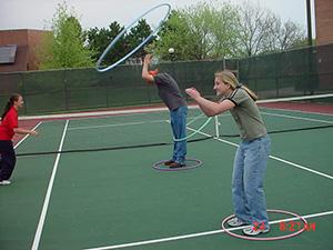 Hoop Me Rhonda game photo