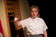 Hesston College production of 12 Angry Jurors