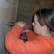 Alyssa Hostetler, Hesston College Disaster Management Program graduate