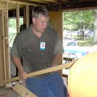Brett Troyer, Hesston College Disaster Management Program graduate