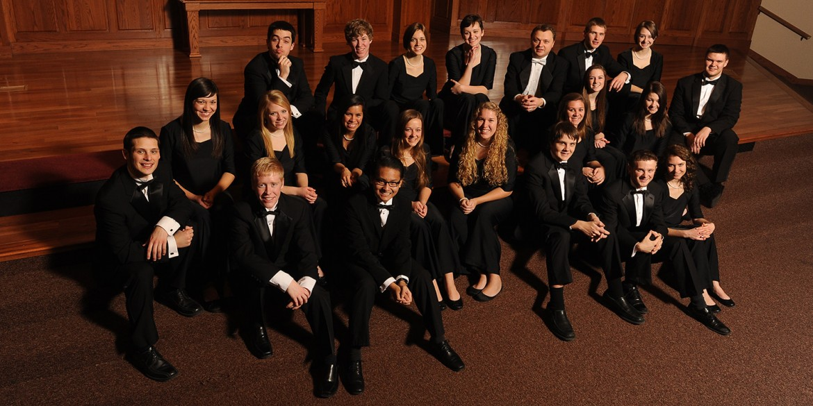 Spring 2014 Bel Canto Singers
