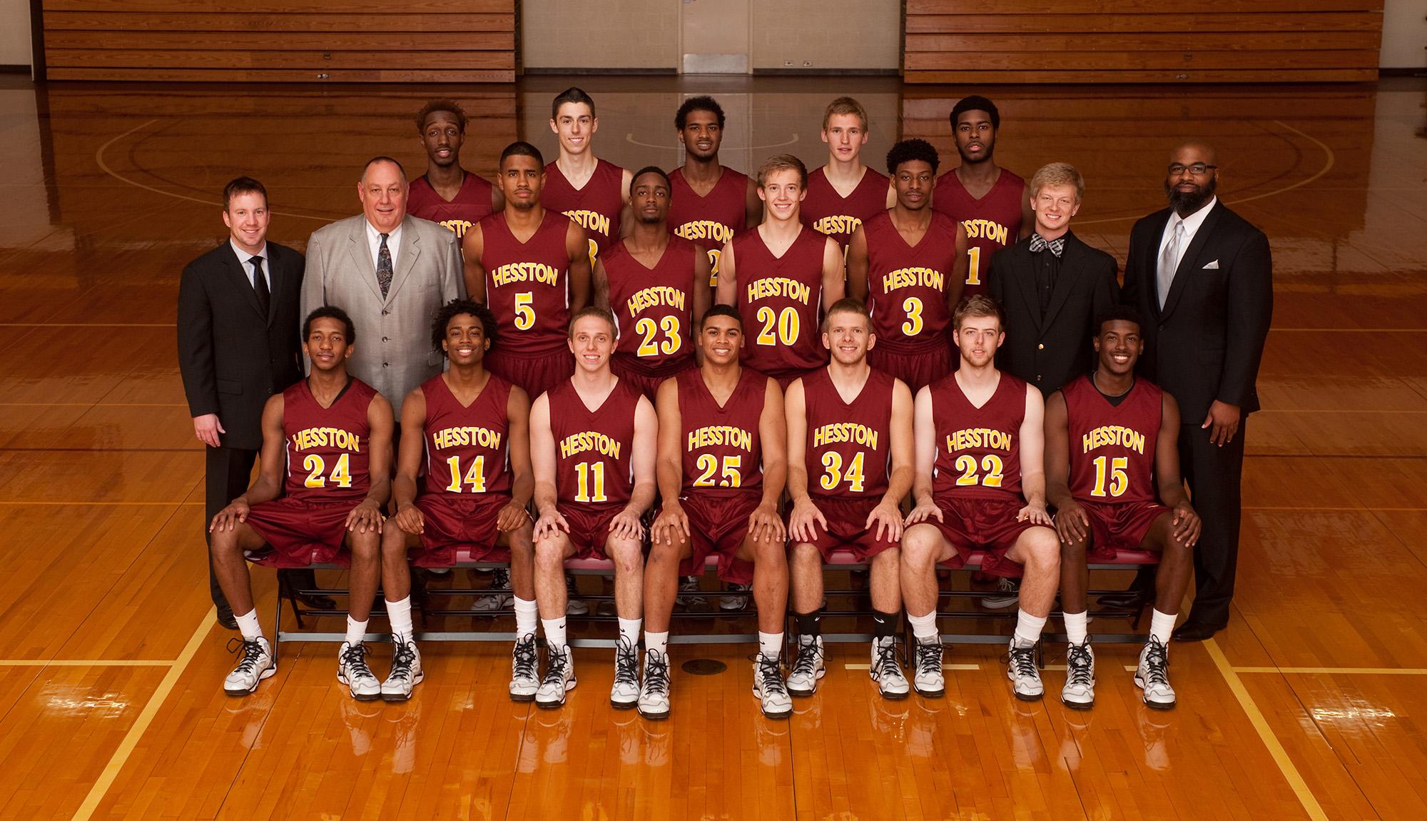 Team Photo - Hesston College